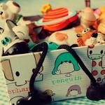 Як навчити дитину збирати іграшки