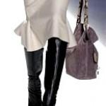 Модні спідниці зими-2009